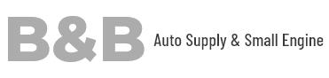 B & B Auto Supply