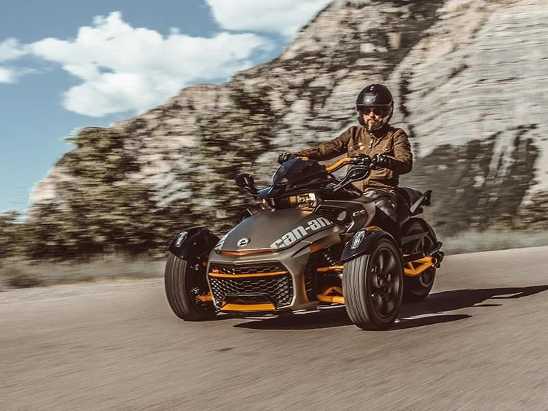 2019 Can-Am® Spyder F3-S Special Series