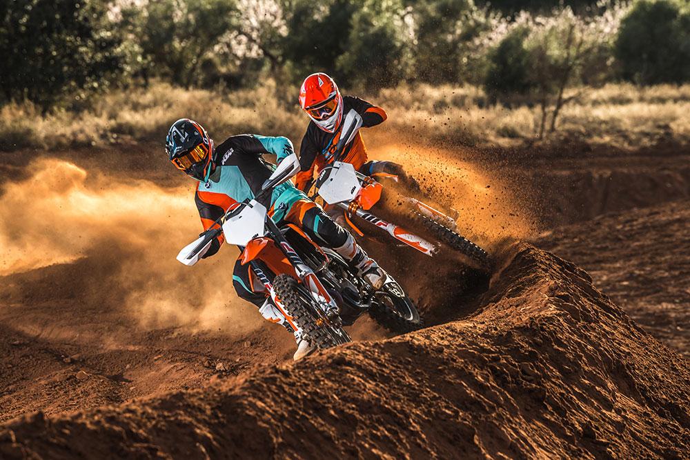 2019 KTM 450 SX-F Dirt Bikes