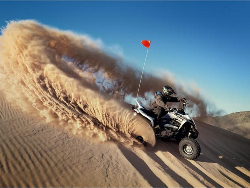 2019 Yamaha Raptor 700r se ATV