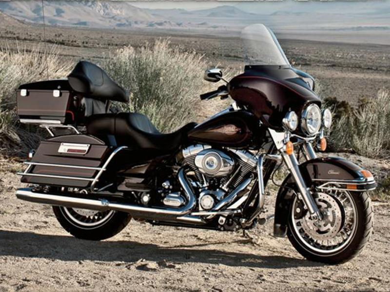 2011 Electra Glide® Touring
