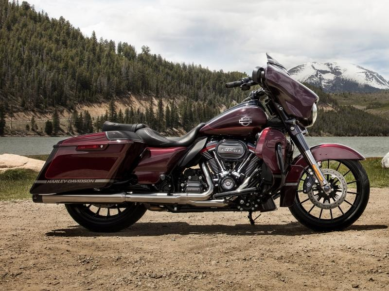2019 Harley Davidson CVO Motorcycle