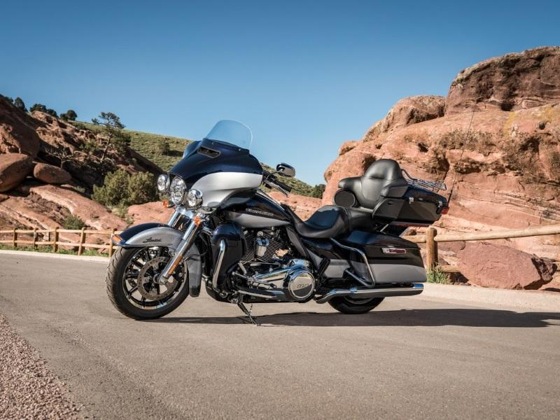 2019 Harley-Davidson® FLHTKL Ultra Limited Low