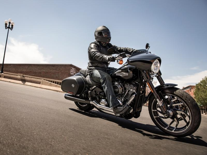 2019 Harley-Davidson® FLSB Softail® Sport Glide®