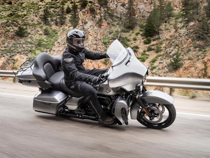 Harley-Davidson® CVO® Limited
