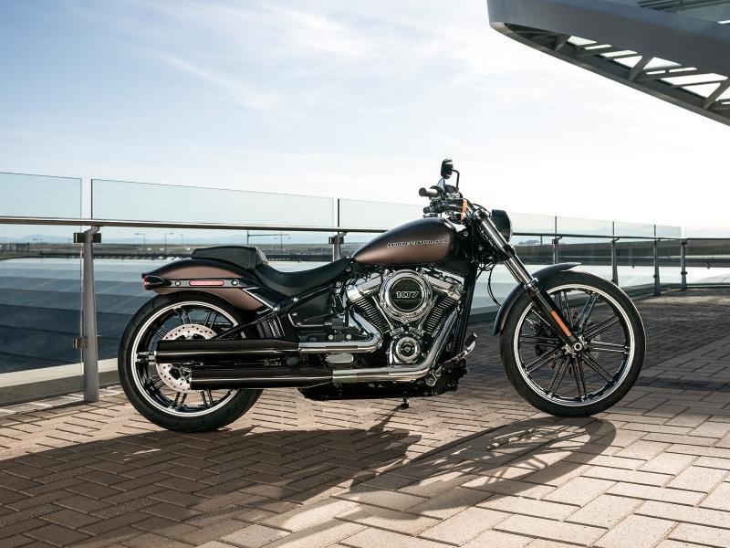Harley-Davidson® Softail Breakout® 114
