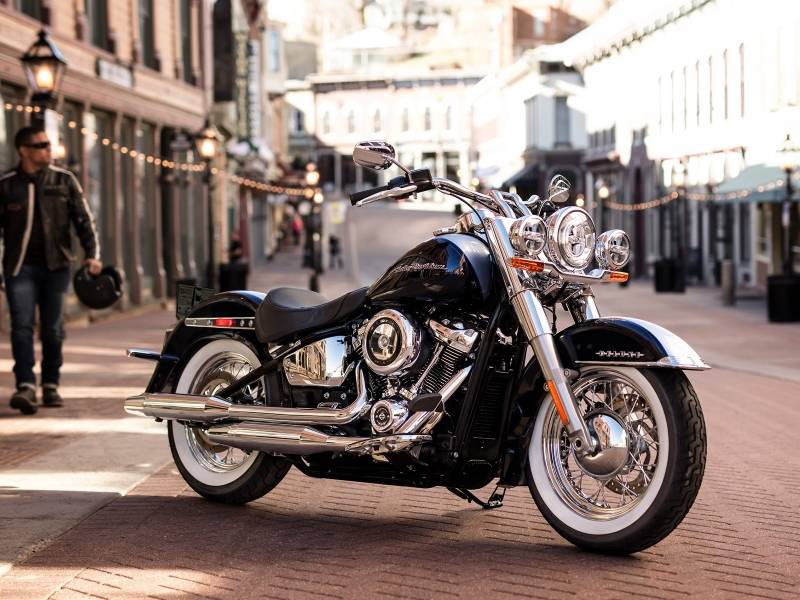 Harley-Davidson® Softial® Deluxe