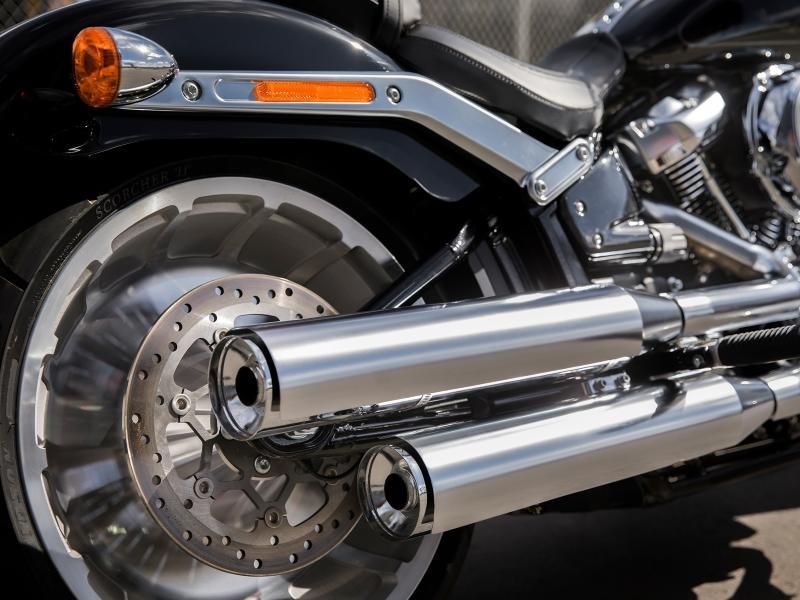 Harley-Davidson® Softail® Fatboy