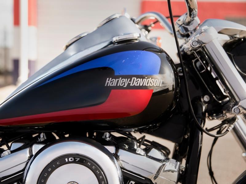 Harley-Davidson® Softail® Lowrider