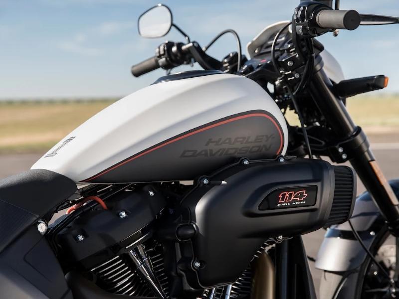 Harley-Davidson® Softail® FXDR® 114