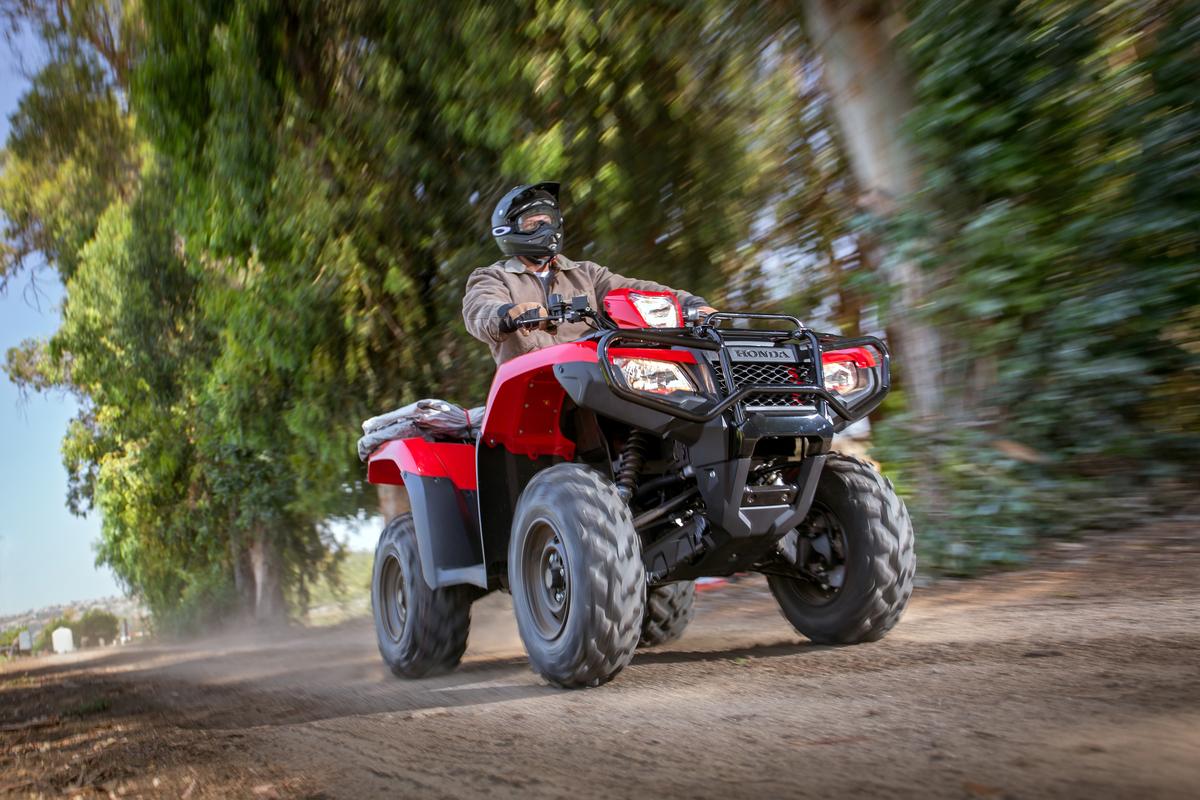 Honda ATV 5021