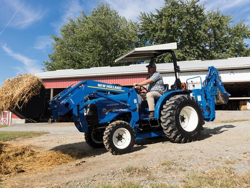 2019 New Holland Workmaster Compact Tractor