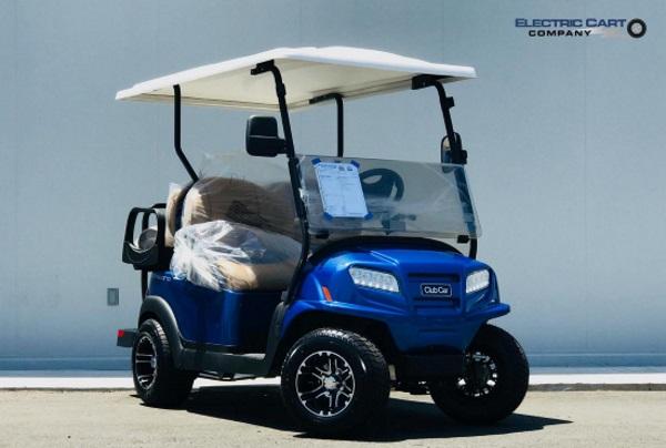 a 2019 Club Car 4P