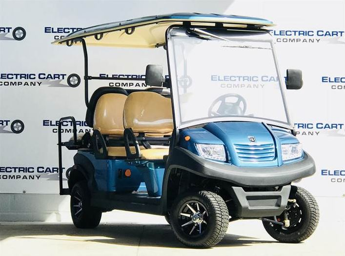 Inventory from Global Electric Motorcars, Oreion Reeper and EEVM