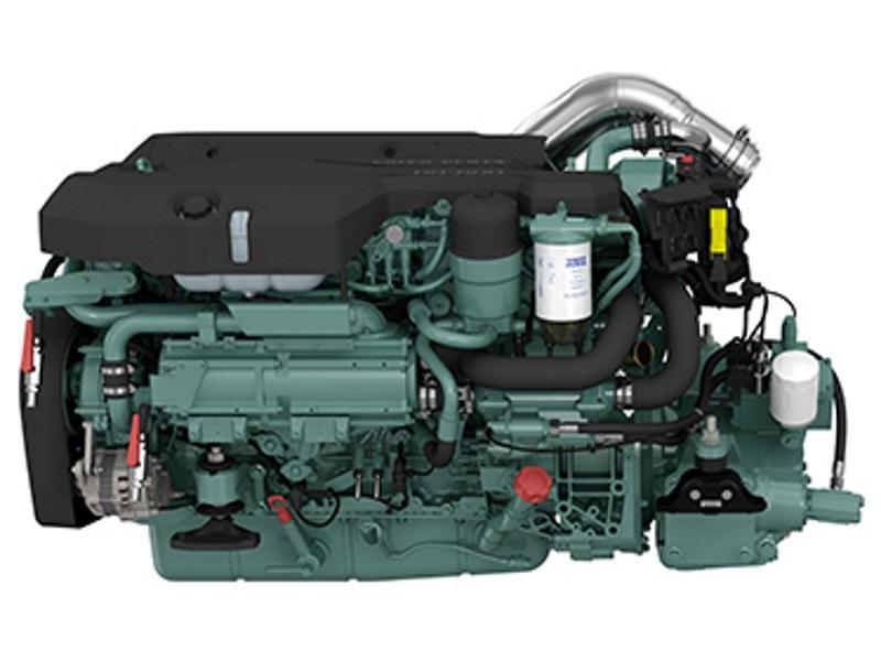 2017 Volvo Penta Diesel Inboards D8-600