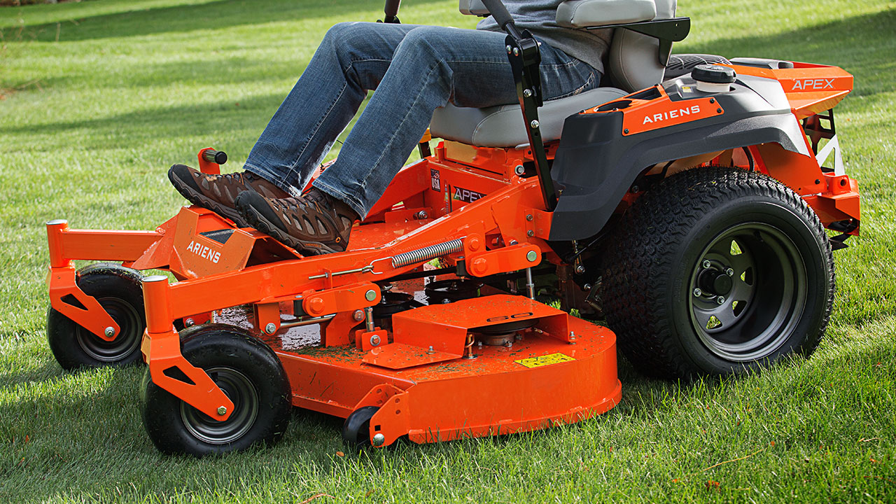 Ariens Lawn Mower Hilbert's Equipment & Welding Dallas, PA 1-888-847