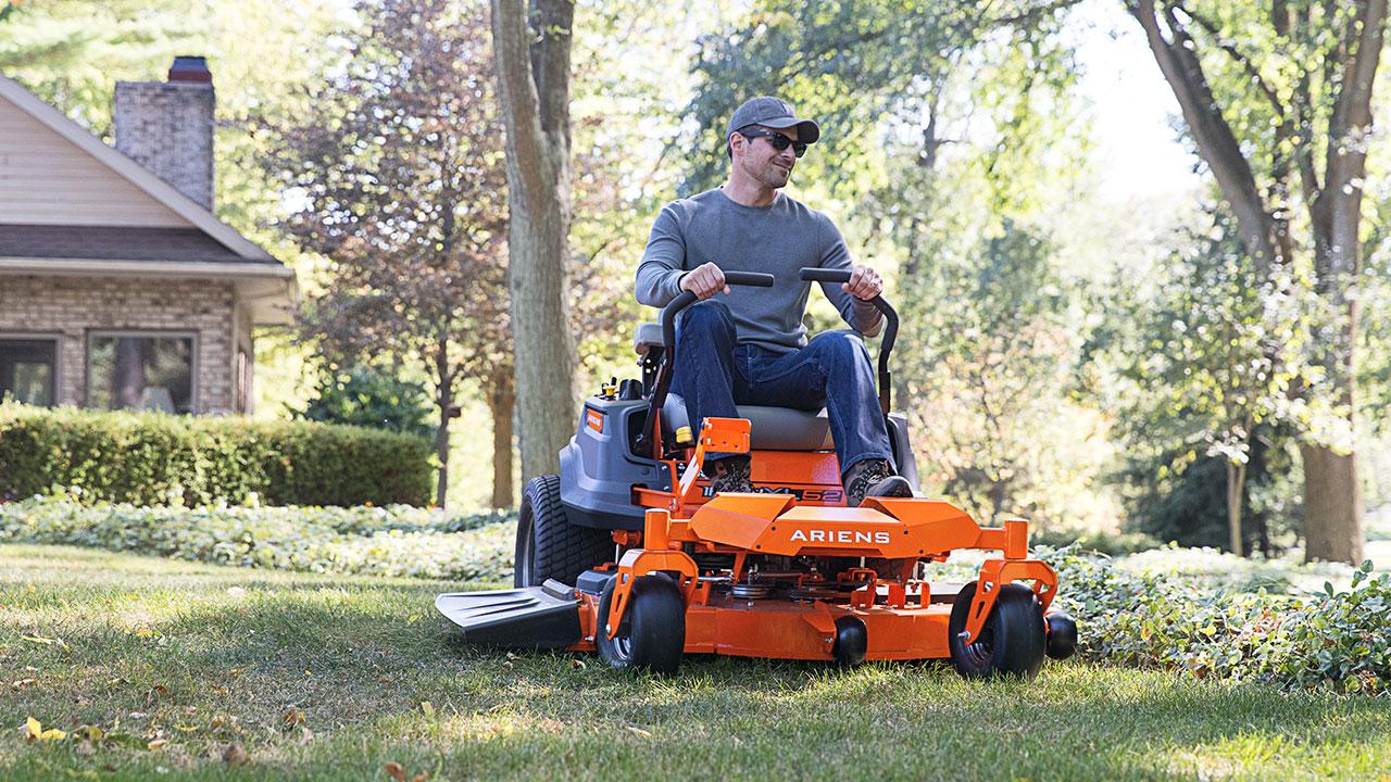 Ariens Lawn Mower Hilbert's Equipment & Welding Dallas, PA 1-888-847
