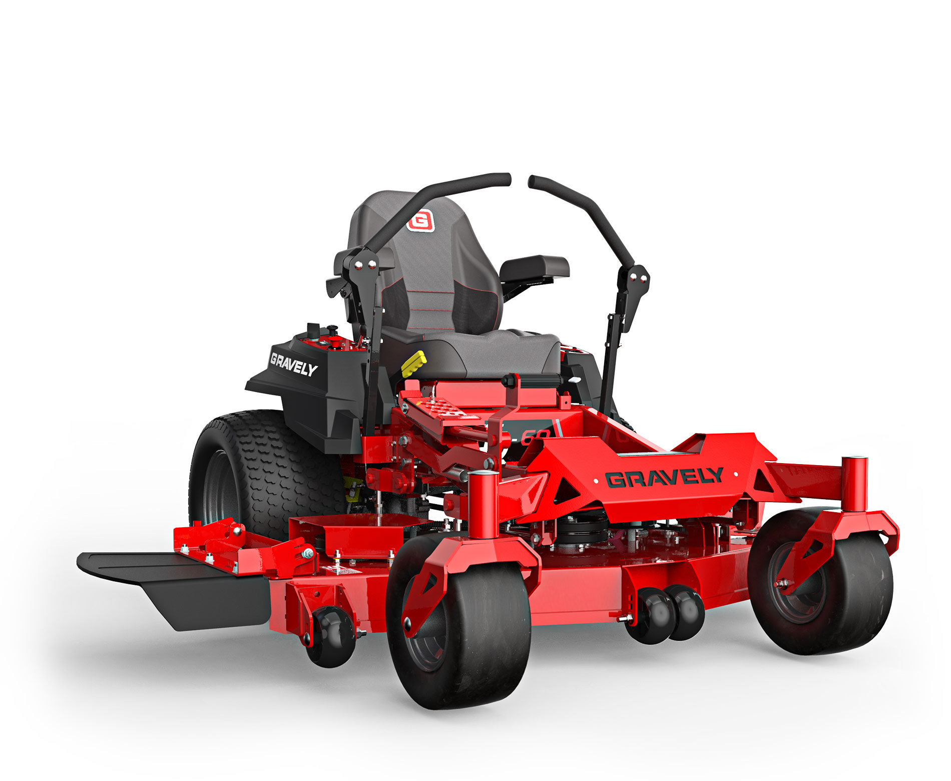 Gravely ZT HD Mower stock photo