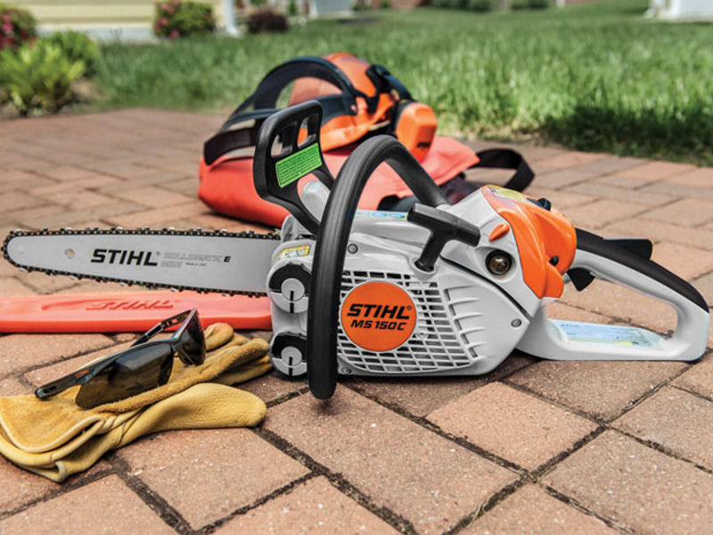 Stihl Chainsaw in Salina, Kansas