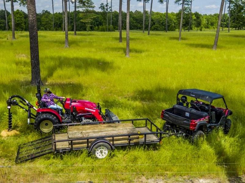 YanMar UTV and Tractor