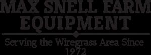 Max Snell Farm Equipment