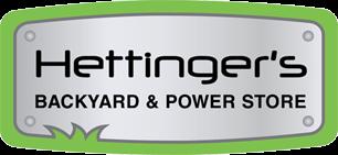 Hettinger's Backyard & Power Store