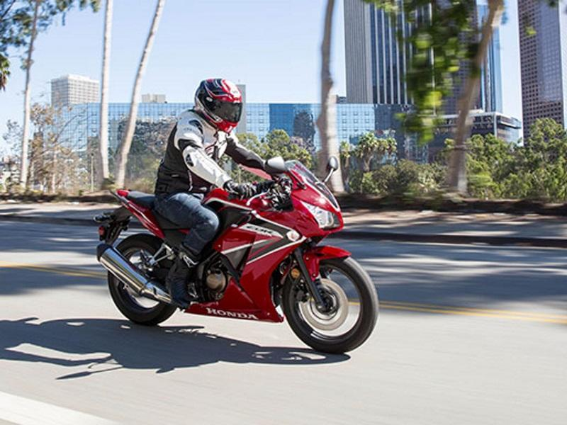 2019 Honda CBR300R Motorcycle