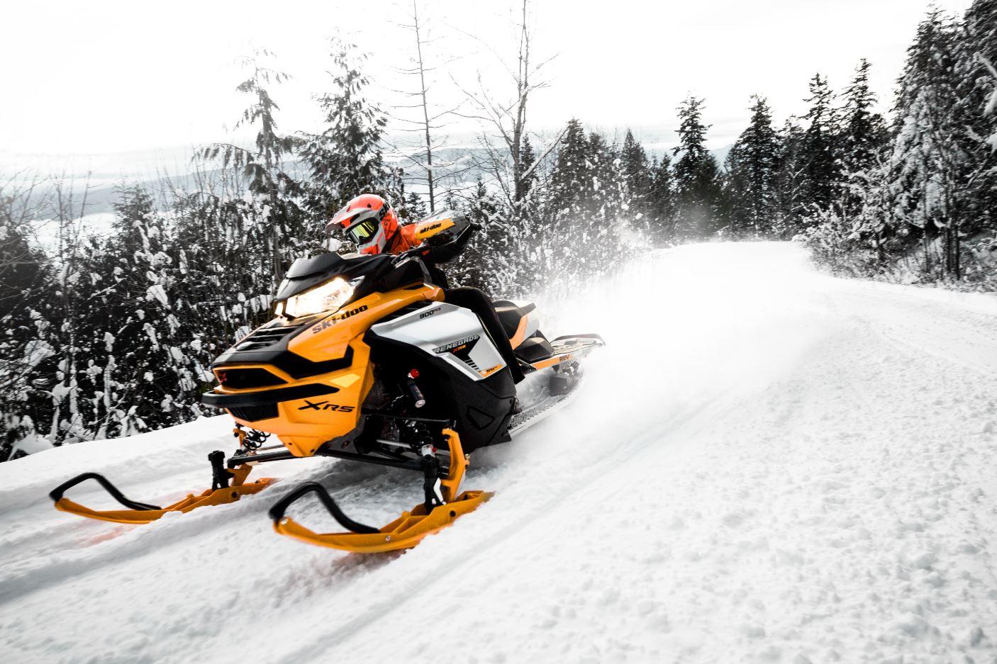 2019 Ski-Doo renegade x-rs