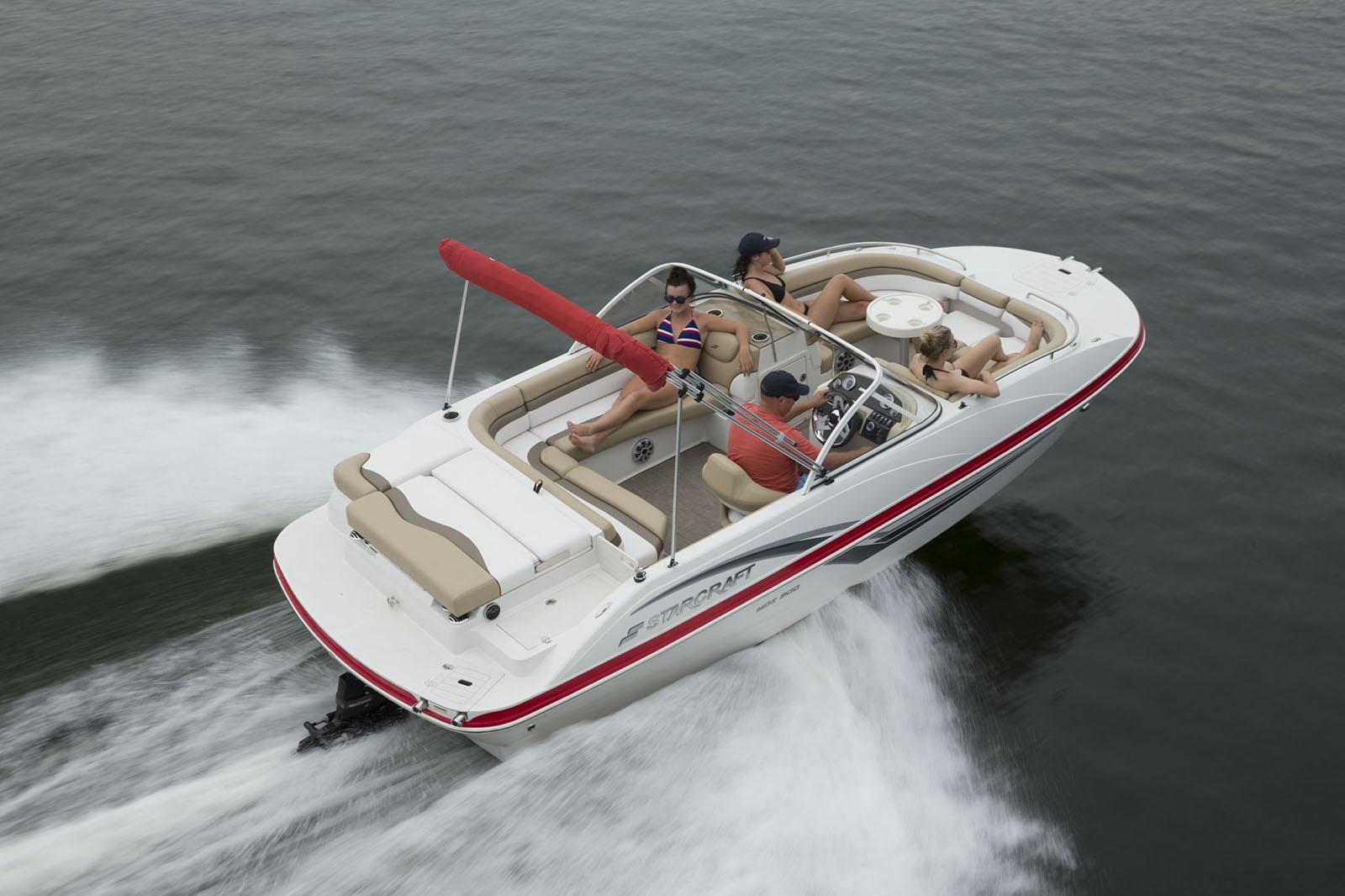 2019 Starcraft MDX10 Deck Boat