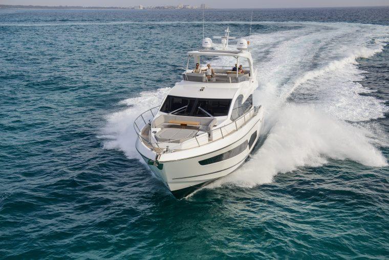 2019 Sunseeker Manhattan 66 Yacht