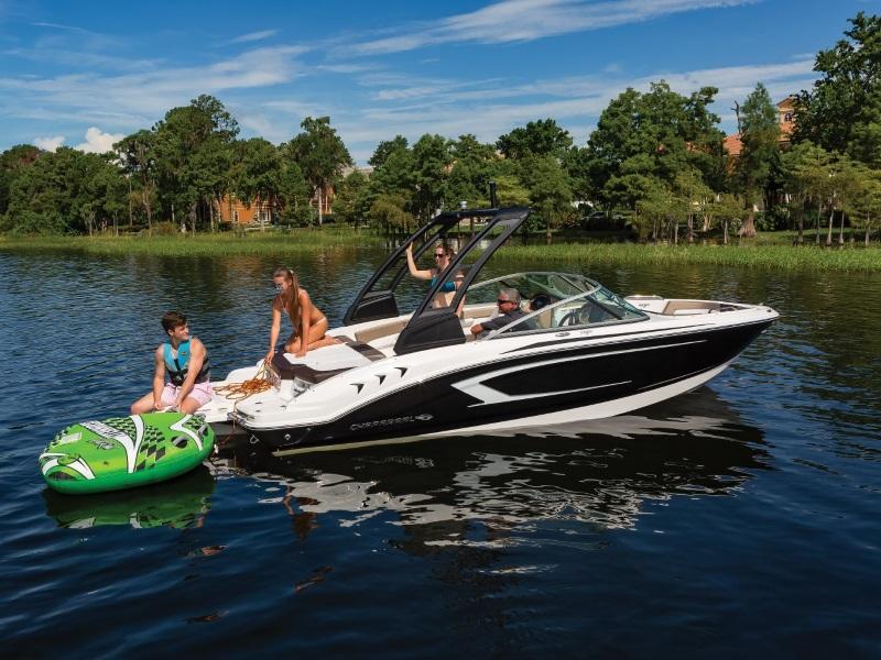 2019 Chaparral 21 H20 Sport Boat