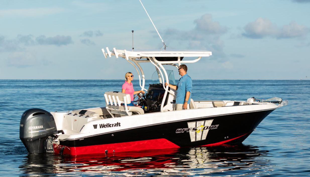 2019 Wellcraft 222 Fisherman