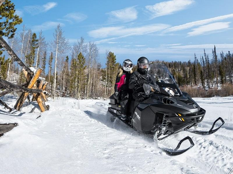 2018 Ski-Doo® Expedition SE