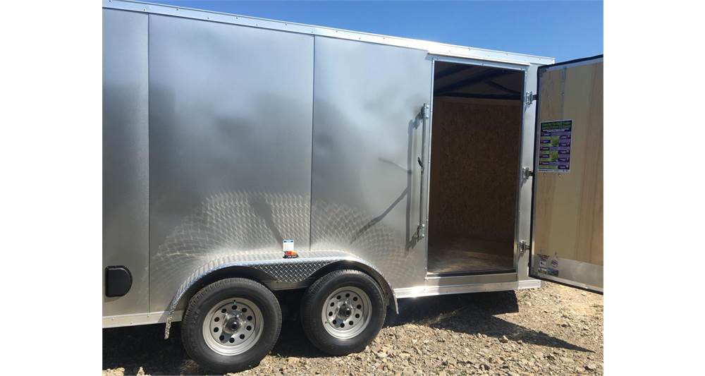 2019 Forest River Inc. Cargo Trailer