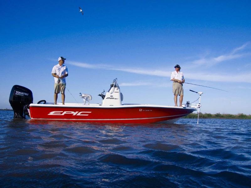 2018 Epic 22 SC Boat