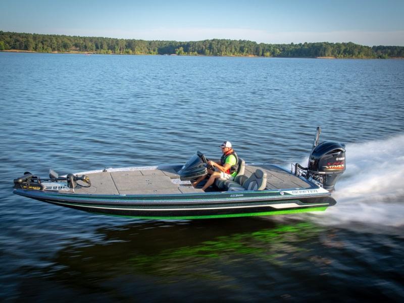 2019 Skeeter zx250 bay boat