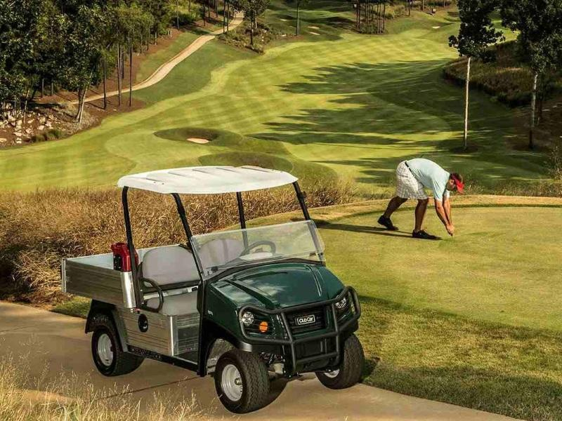 2019 Club Car Carryall 500 Turf