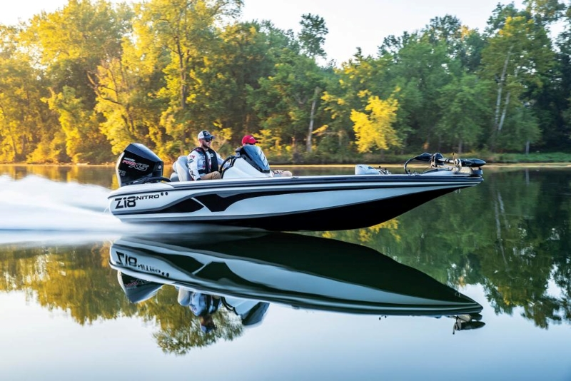 Sport Fishermen in 2019 Nitro Z18 Fishing Boat