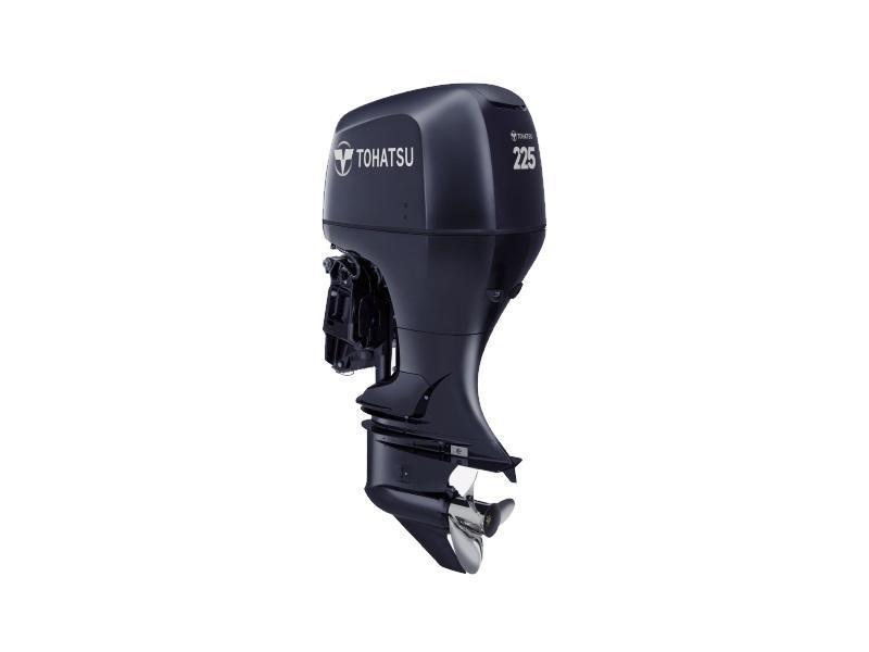 Tohatsu BFT225 motor