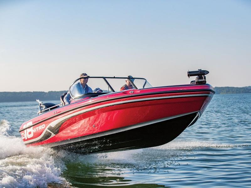 2018 Nitro ZV18 Boat