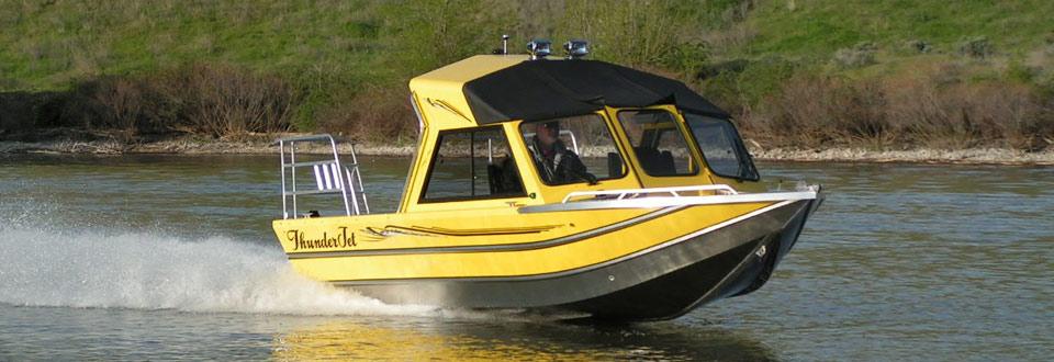 Thunder Jet Boat, Ravenna, OH