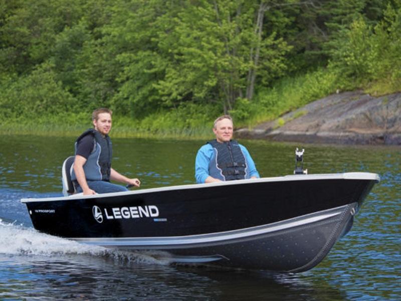 2019 Legend 16 ProSport LS boat