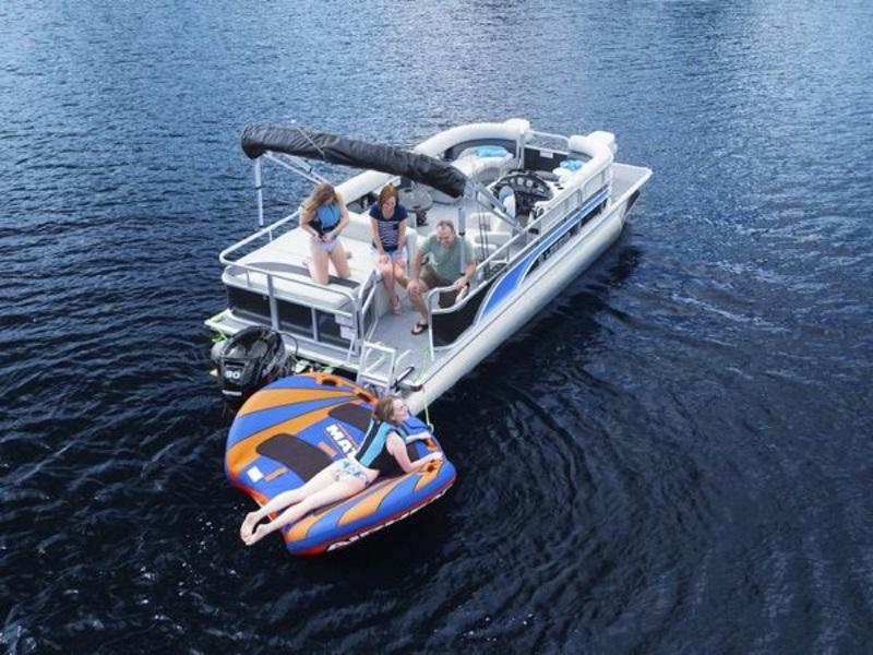 2019 Legend Enjoy Flexability pontoon boat