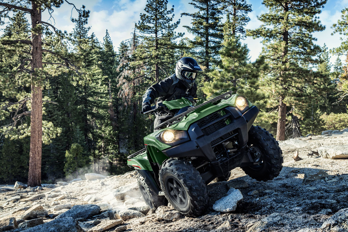 2019 Kawasaki Brute Force ATV Castleton, ON