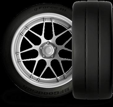 BF Goodrich G Force Tires Anchorage