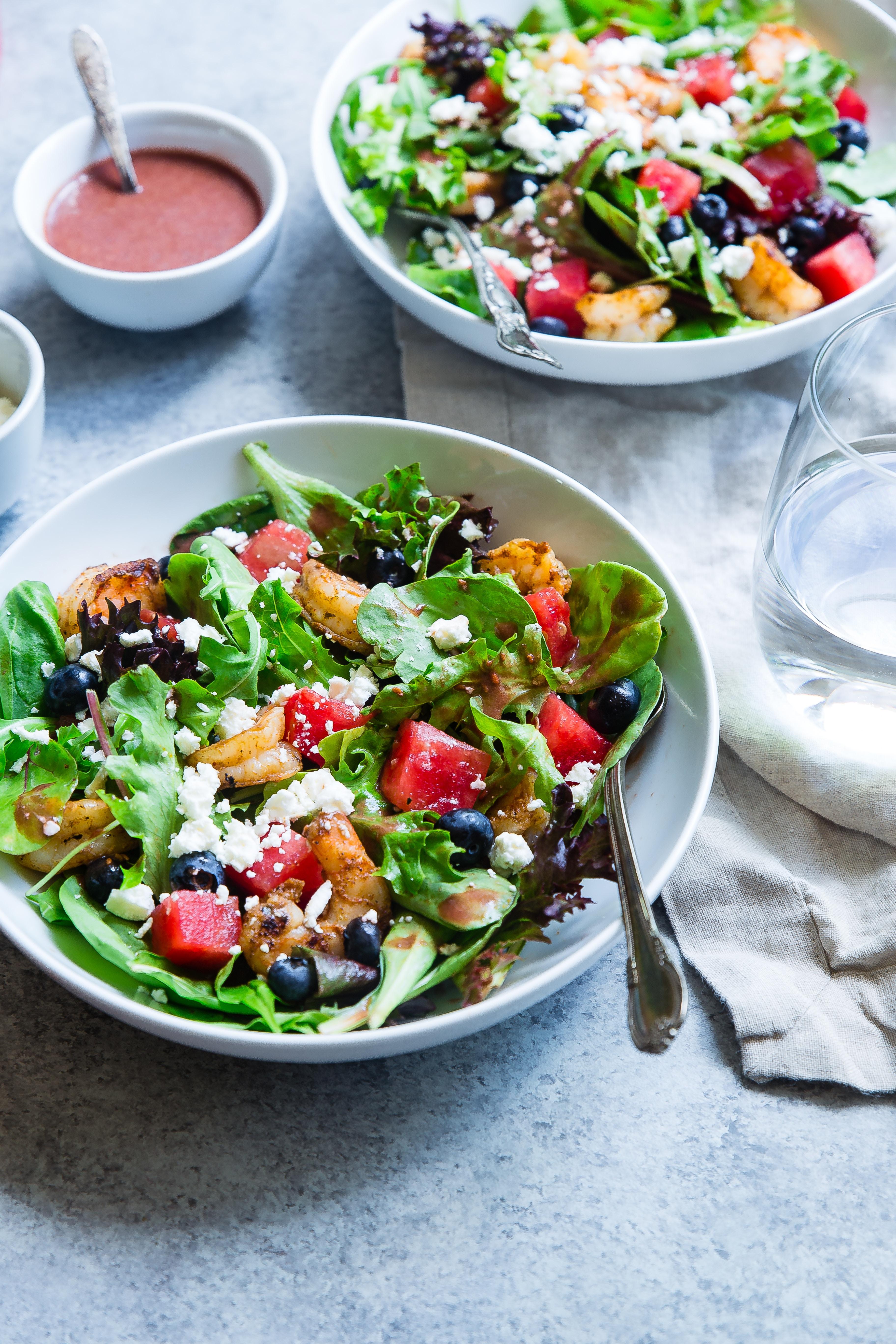 Balanced Nutritional Salad, Gainseville, TX