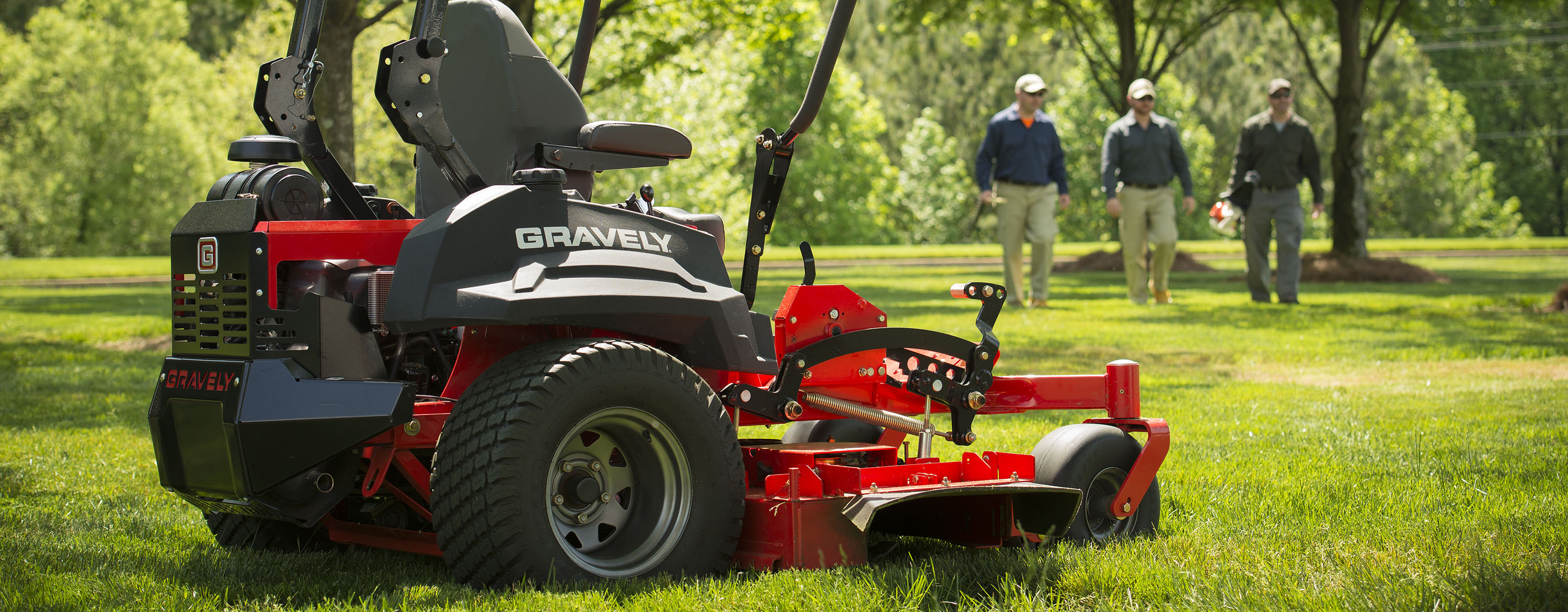 Gravely Mower, Dallas, PA