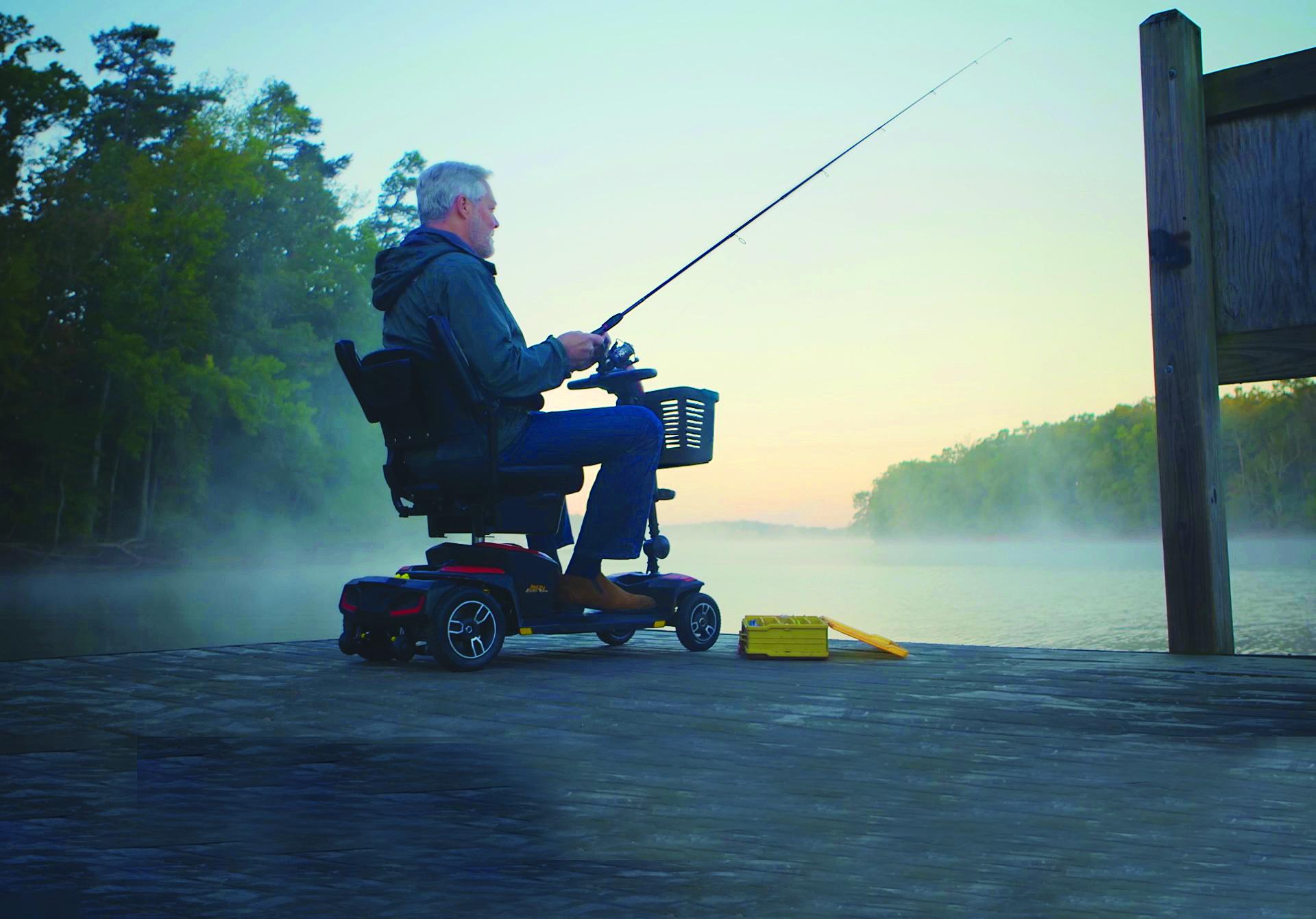 Power Wheelchair, Akron, OH