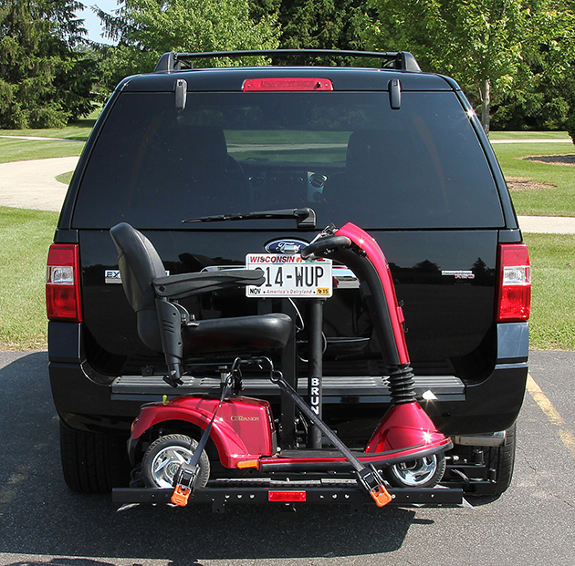 Scooter Lift For Car