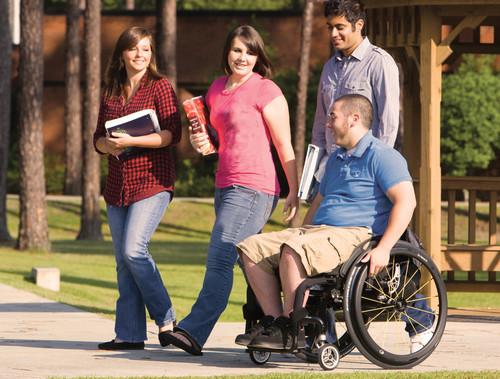 Wheelchair, Akron, Ohio